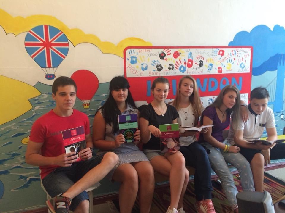 Костянтинівський Британський ресурсний центр зустрів нових відвідувачів , фото-2