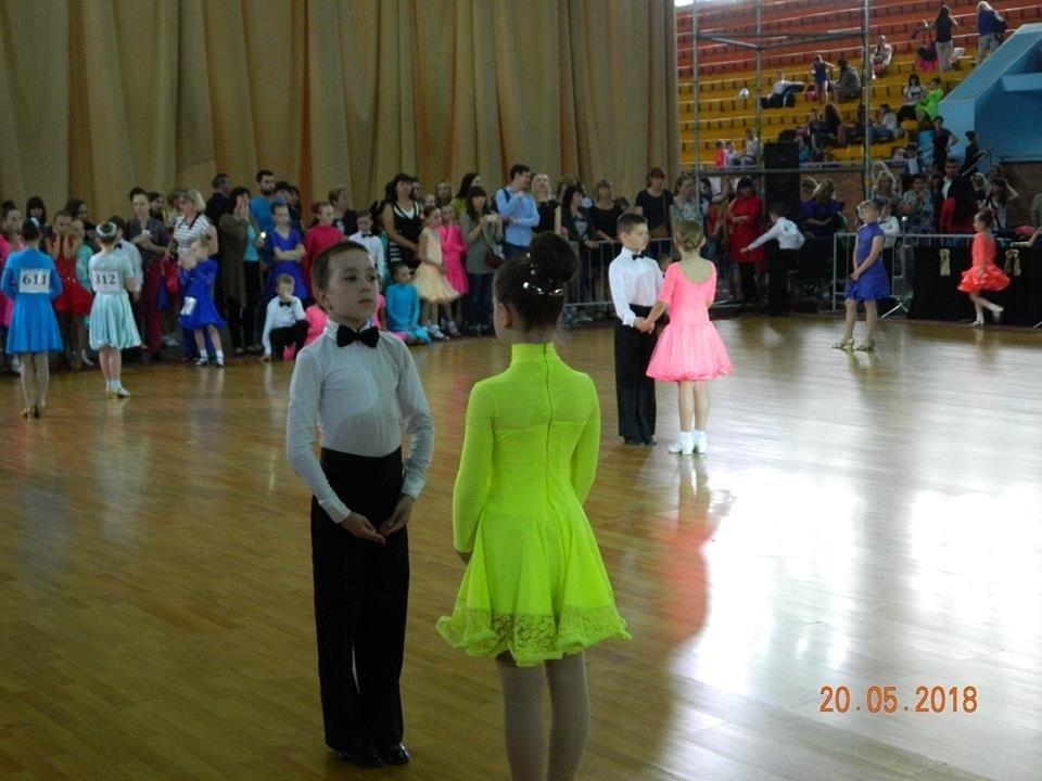 Батарон Богдан из Константиновки привез домой «золото» с Чемпионата Украины по спортивным бальным танцам, фото-2