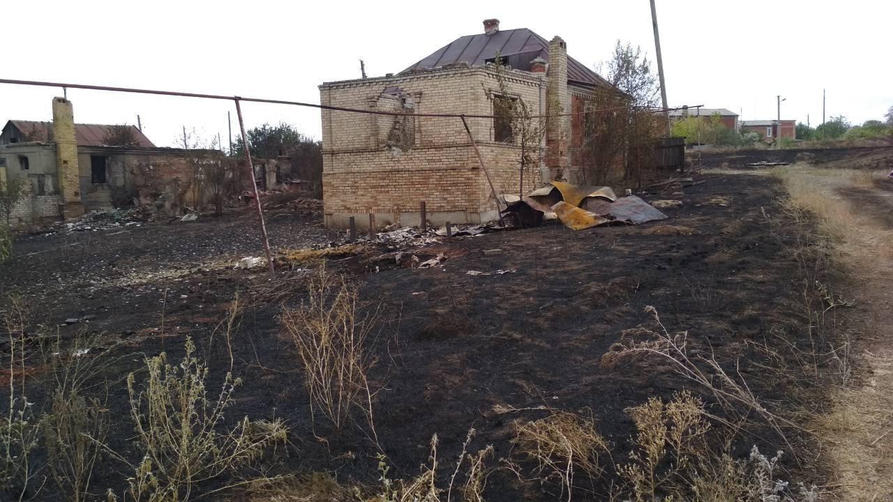 Дитячі пустощі з вогнем призвели до пожежі в Костянтинівці, фото-5