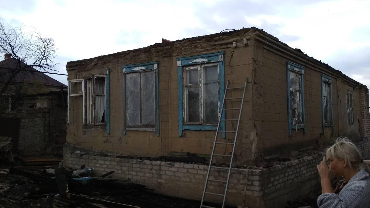 Дитячі пустощі з вогнем призвели до пожежі в Костянтинівці, фото-3