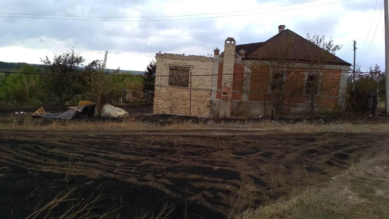 Дитячі пустощі з вогнем призвели до пожежі в Костянтинівці, фото-4