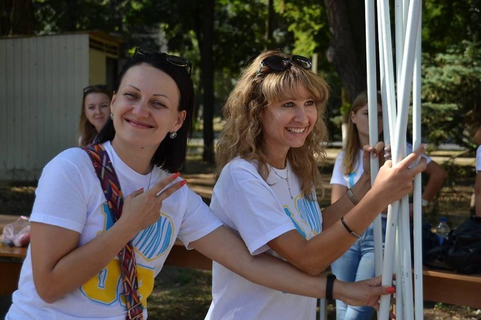 На форумі «Молода хвиля» побувало подружжя із Костянтинівки, фото-1