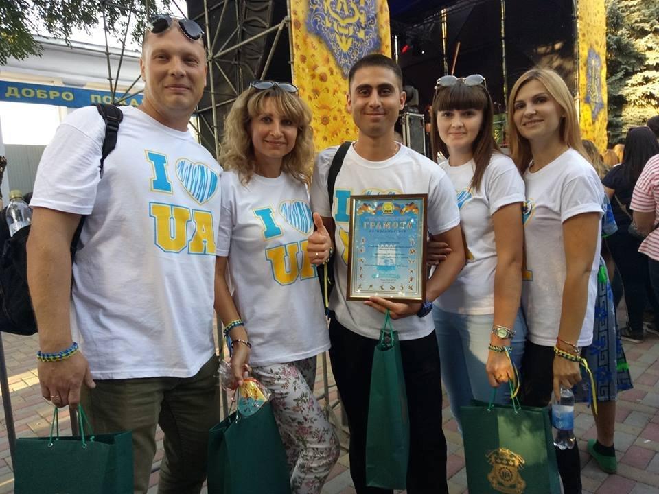 На форумі «Молода хвиля» побувало подружжя із Костянтинівки, фото-4