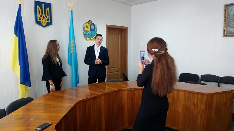 У «Школі лідерів» Костянтинівського району обрали новий склад ради школярів , фото-2