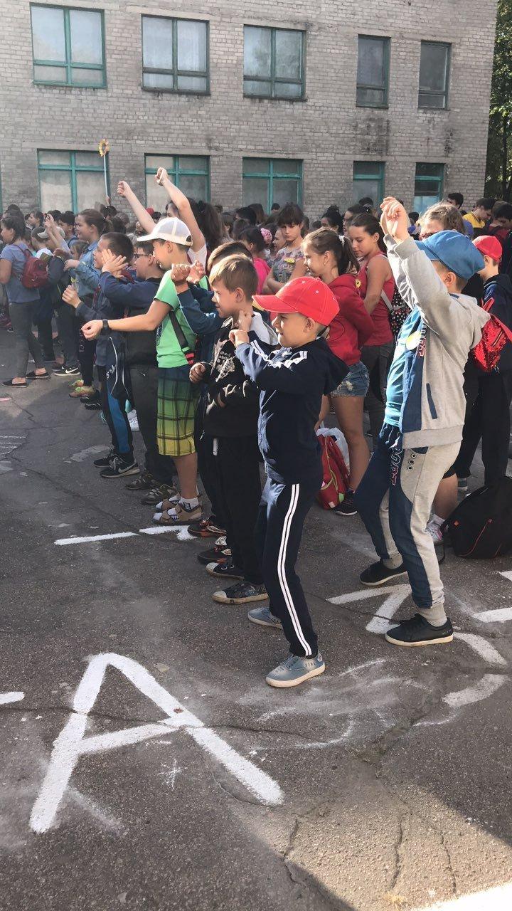 В Константиновской школе №13 провели День здоровья, фото-2