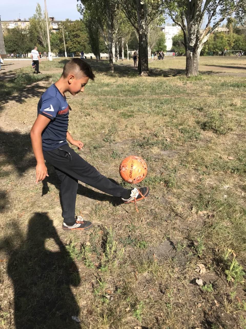 В Константиновской школе №13 провели День здоровья, фото-6
