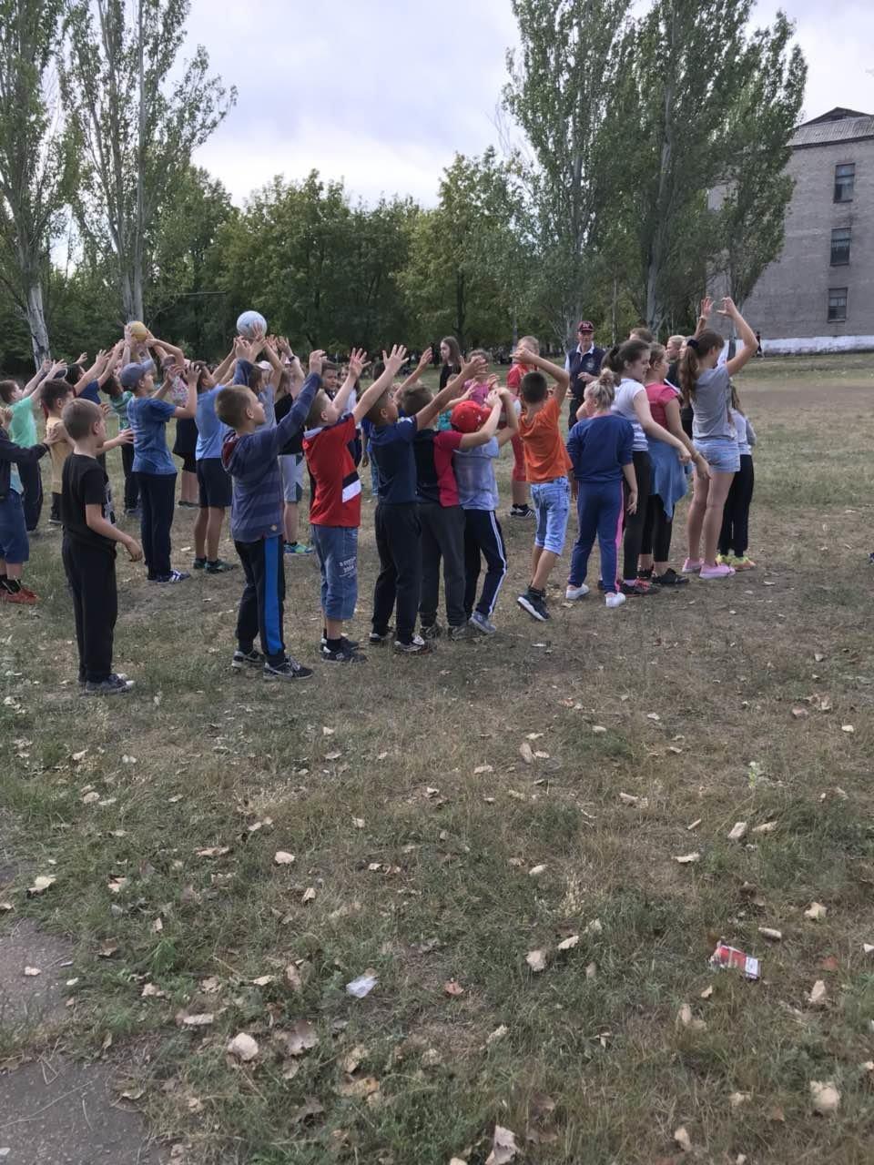 В Константиновской школе №13 провели День здоровья, фото-1