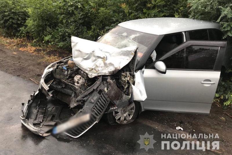 У Костянтинівському районі постраждало 7 людей внаслідок ДТП, фото-1