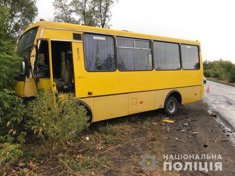 У Костянтинівському районі постраждало 7 людей внаслідок ДТП, фото-2