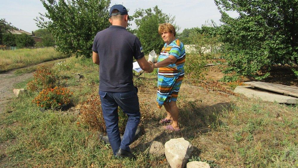 Спасатели рассказали жителям Константиновки о правилах пожарной безопасности, фото-3