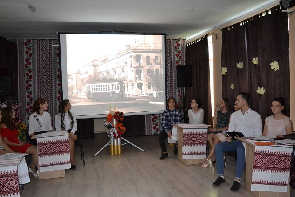 У Костянтинівці відкрила свої двері Літературна вітальня , фото-1