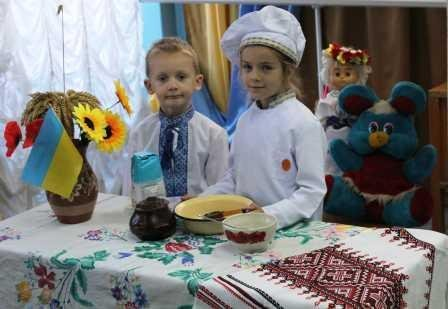 У Костянтинівській бібліотеці провели для дітей свято хліба , фото-2