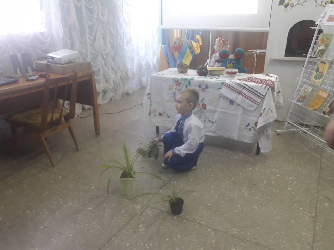 У Костянтинівській бібліотеці провели для дітей свято хліба , фото-4