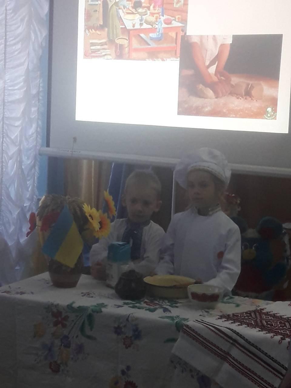 У Костянтинівській бібліотеці провели для дітей свято хліба , фото-5