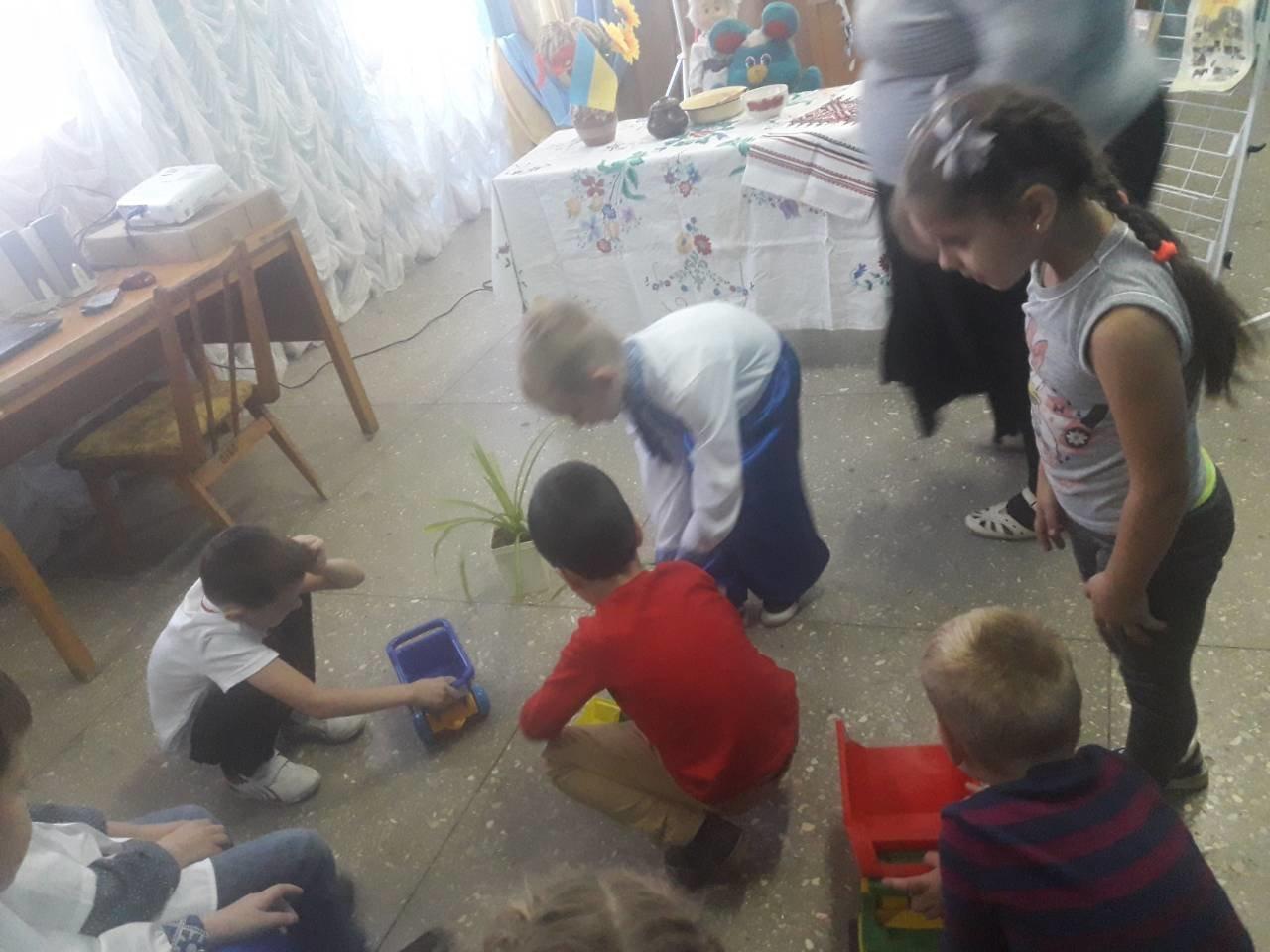 У Костянтинівській бібліотеці провели для дітей свято хліба , фото-6
