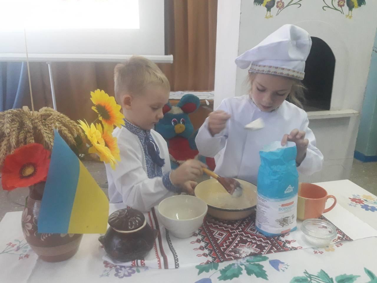 У Костянтинівській бібліотеці провели для дітей свято хліба , фото-9