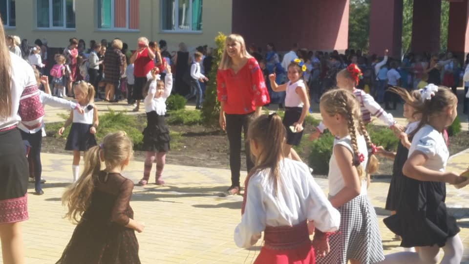 Шкільний ярмарок у Костянтинівській школі , фото-3