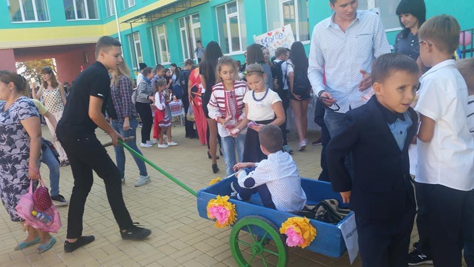 Шкільний ярмарок у Костянтинівській школі , фото-7