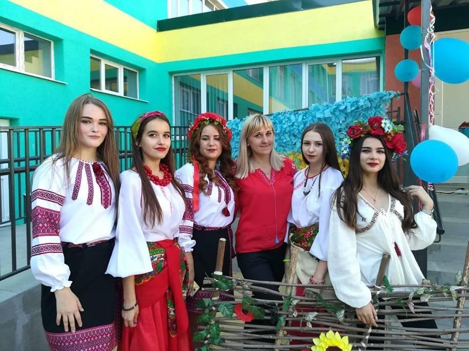 Шкільний ярмарок у Костянтинівській школі , фото-2