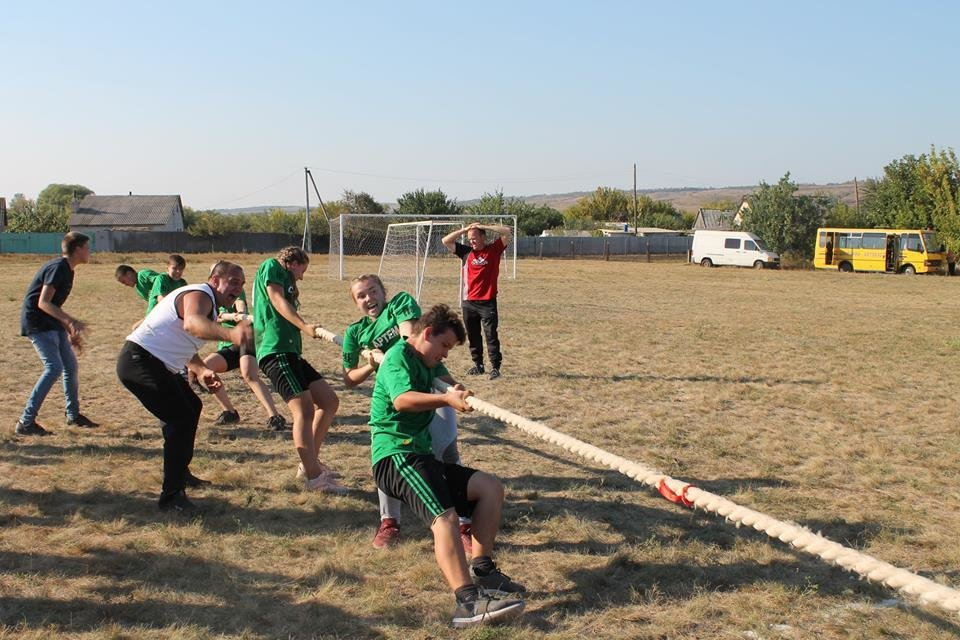 У Костянтинівському районі обрали переможців у грі «Джура», фото-5