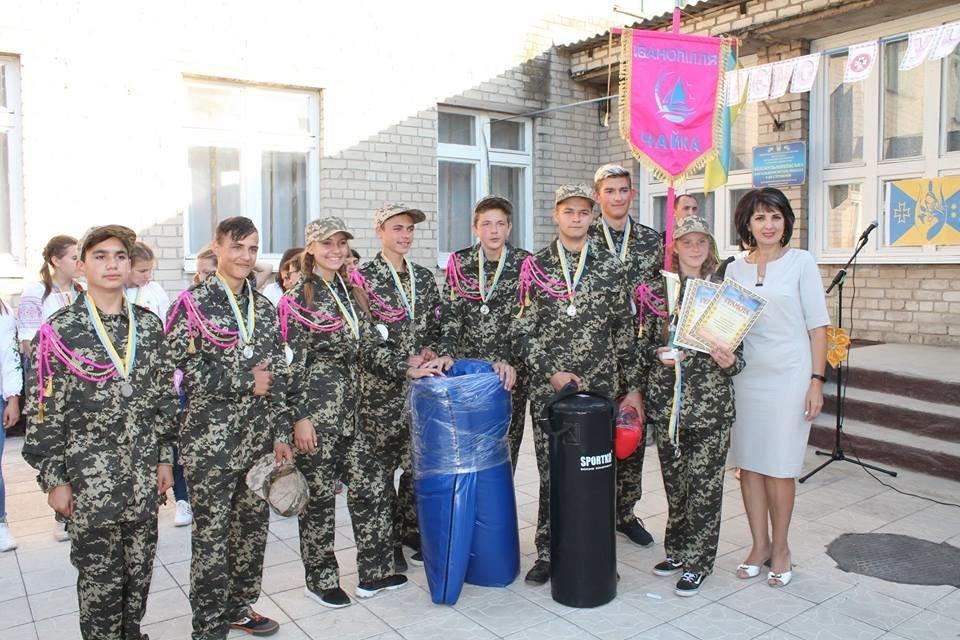 У Костянтинівському районі обрали переможців у грі «Джура», фото-7