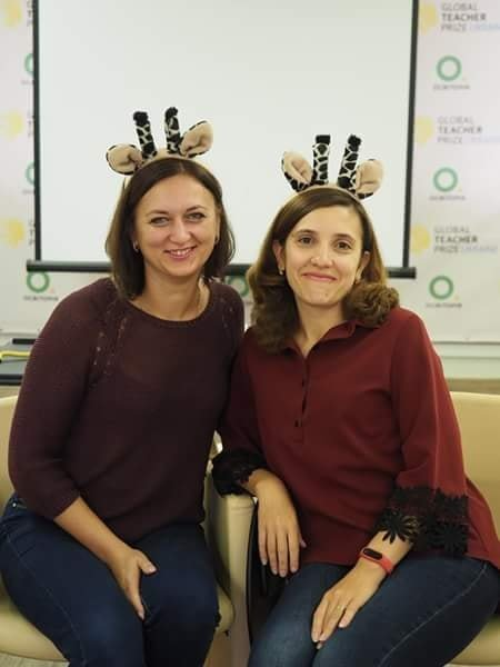 Костянтинівські вчителі навчалися в «Школі емпатії» в Києві, фото-1