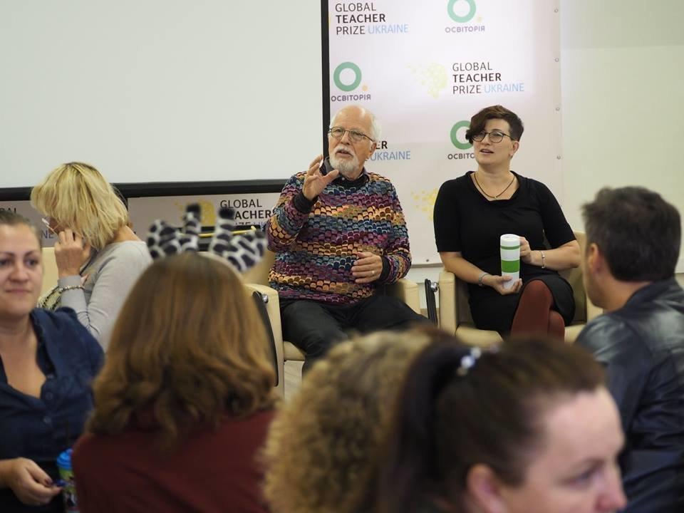 Костянтинівські вчителі навчалися в «Школі емпатії» в Києві, фото-6