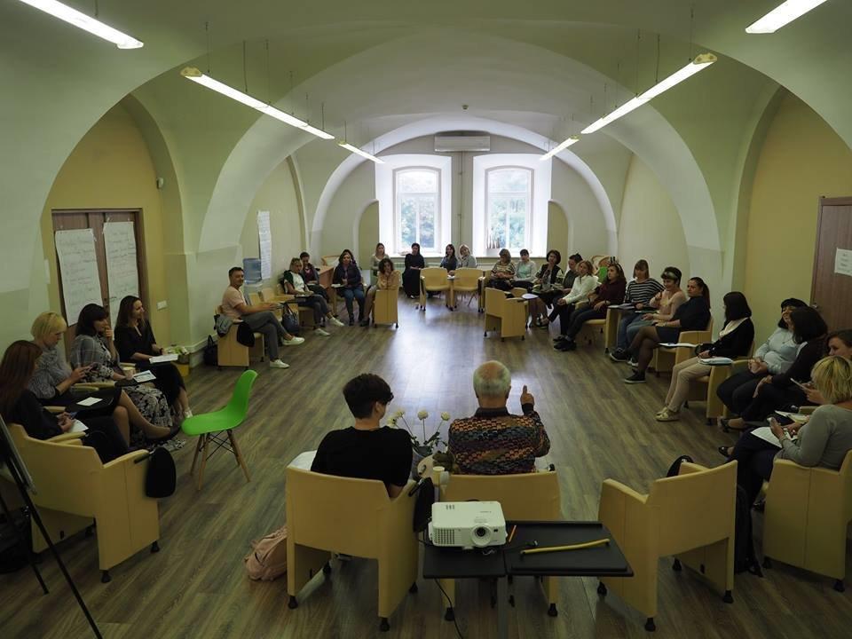 Костянтинівські вчителі навчалися в «Школі емпатії» в Києві, фото-7