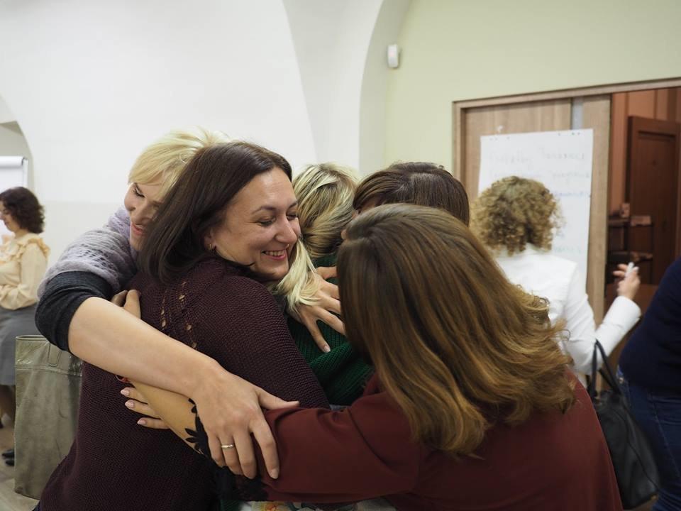 Костянтинівські вчителі навчалися в «Школі емпатії» в Києві, фото-3
