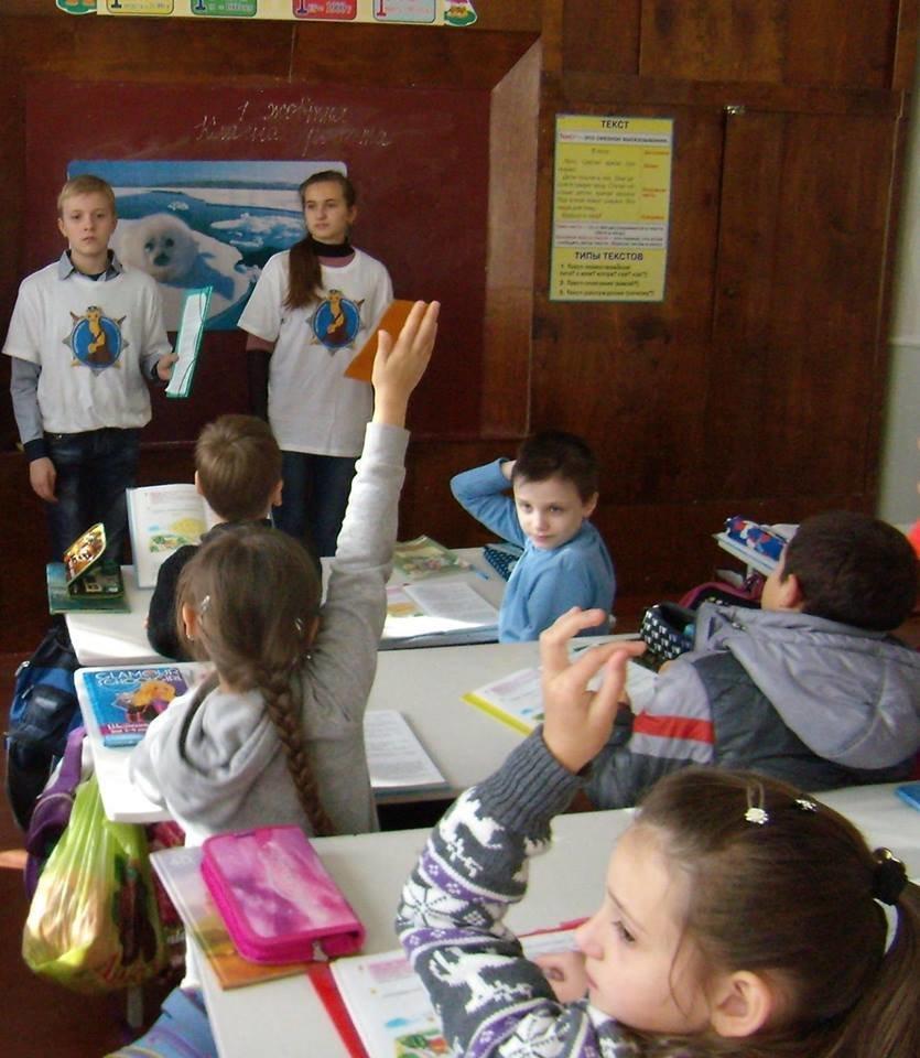 Костянтинівські «Лігівці» розказали школярам про відповідальне ставлення до тварин, фото-2