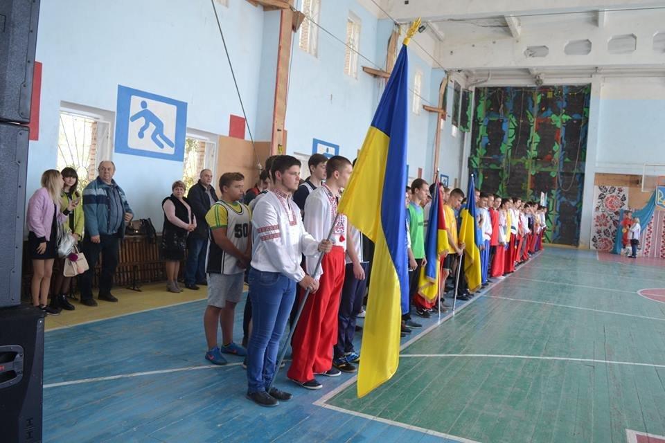 """Костянтинівські студенти посіли призове місце у """"Козацьких забавах"""" в Краматорську, фото-1"""