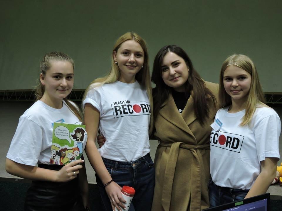 Юні журналісти Іллінівки взяли участь у фестивалі «Жми на RECоrd», фото-3