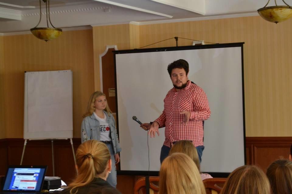 Юні журналісти Іллінівки взяли участь у фестивалі «Жми на RECоrd», фото-1