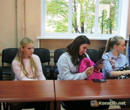 Підліткам Костянтинівки презентували новинку від видавництва «ЛакіБукс», фото-3