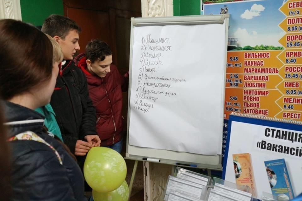 У Костянтинівці долучилися до флешмобу «Потяг до роботи», фото-4