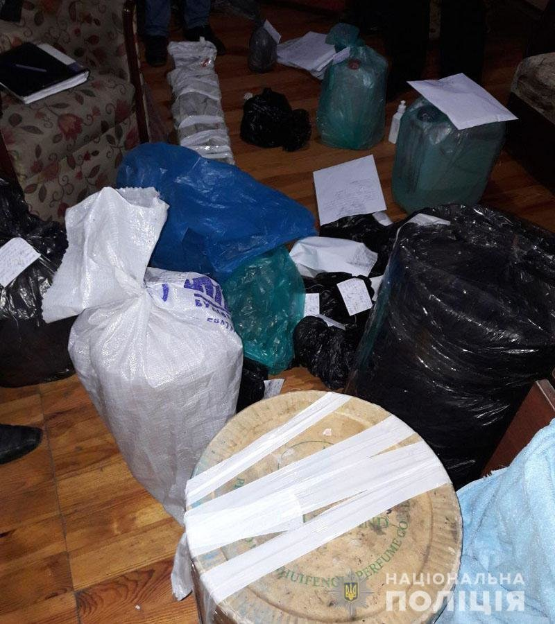 В Донецкой области перекрыли межрегиональный канал наркоторговли с недельным оборотом в полмиллиона гривен, фото-10