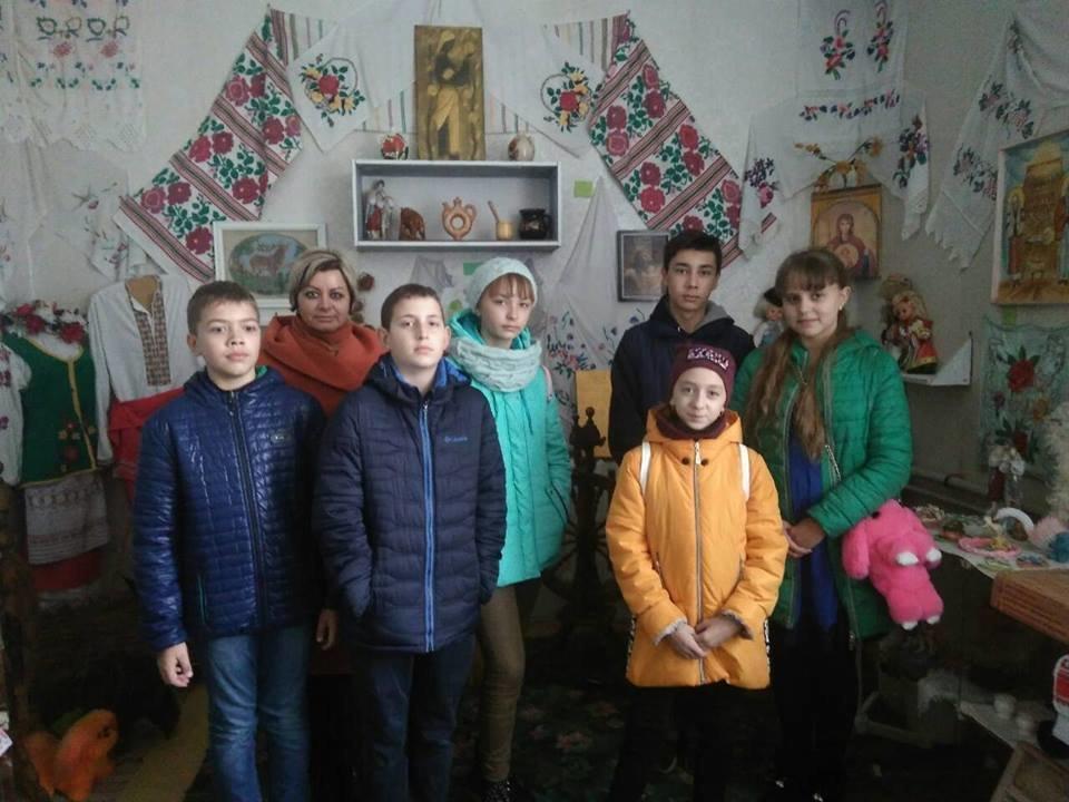 Історичні родзинки Костянтинівки смакували учні ліцею, фото-1