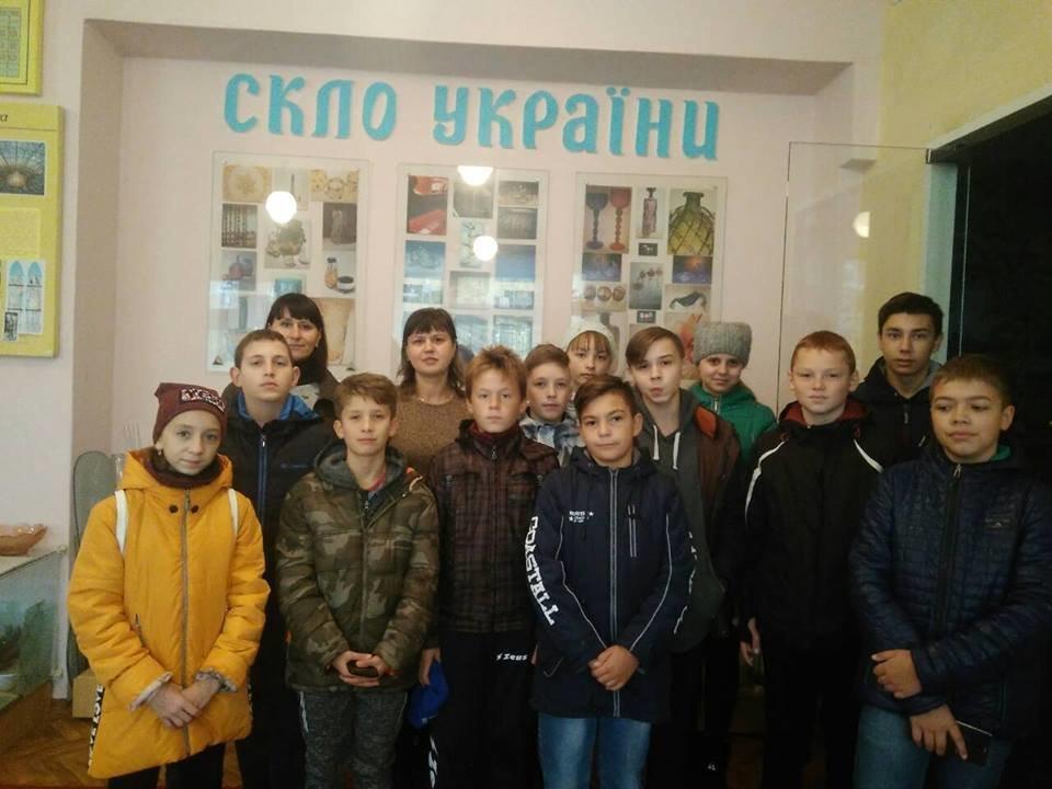 Історичні родзинки Костянтинівки смакували учні ліцею, фото-2