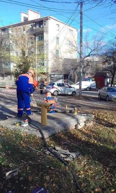 В Константиновке провели учения для аварийно-диспетчерской службы «Горгаз», фото-2