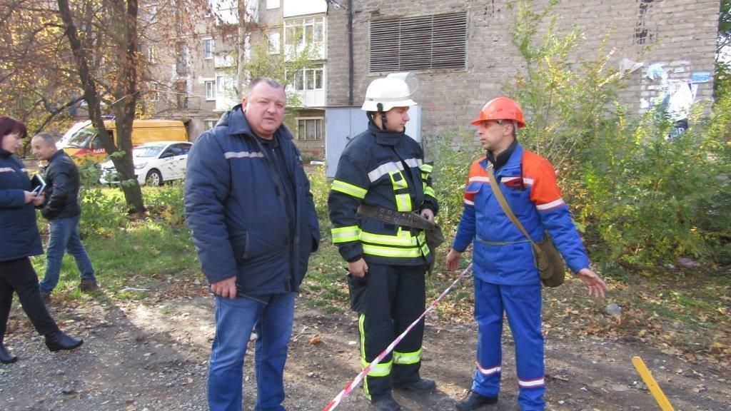 В Константиновке провели учения для аварийно-диспетчерской службы «Горгаз», фото-3