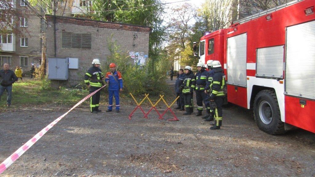 В Константиновке провели учения для аварийно-диспетчерской службы «Горгаз», фото-5