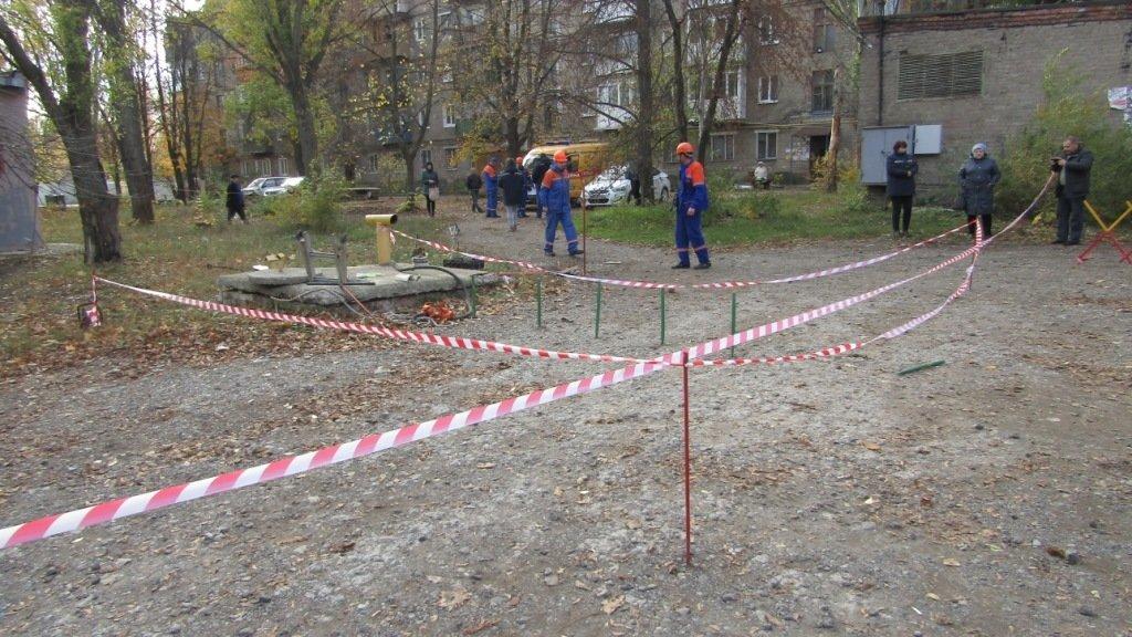В Константиновке провели учения для аварийно-диспетчерской службы «Горгаз», фото-4