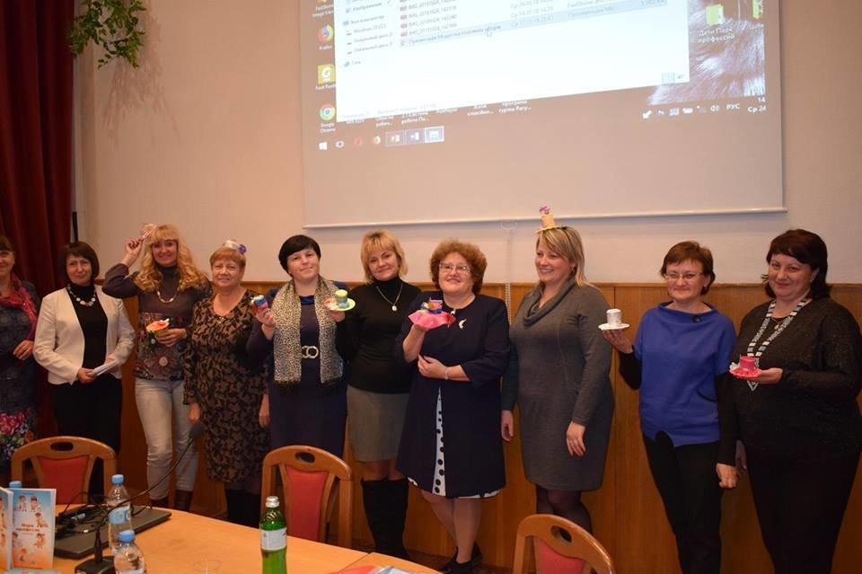 Оксана Корнєєва із Костянтинівки отримала диплом автора проекту «Впевнений старт», фото-5