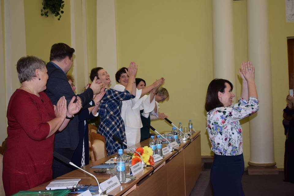 Оксана Корнєєва із Костянтинівки отримала диплом автора проекту «Впевнений старт», фото-1