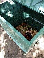 Учні Кіндратівської школи Костянтинівського району встановили біокомпостер, фото-2