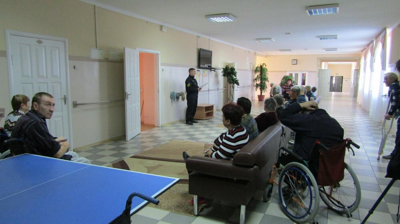 Рятувальники Костянтинівки провели бесіди з людьми похилого віку, фото-2