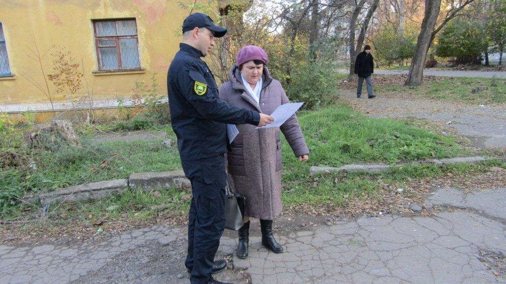 Костянтинівські рятувальники провели бесіди про вибухонебезпечні предмети з дошкільнятами та дорослими, фото-3