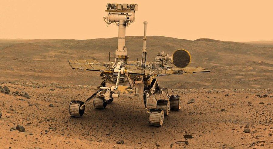 Снимок рассвета на Марсе превратили в музыку, фото-1