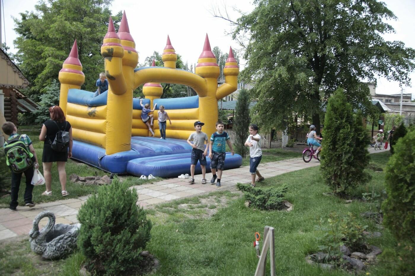 Куда поехать на выходные. Птичий двор, Сад Бернацкого и меловые горы Краматорска, фото-11