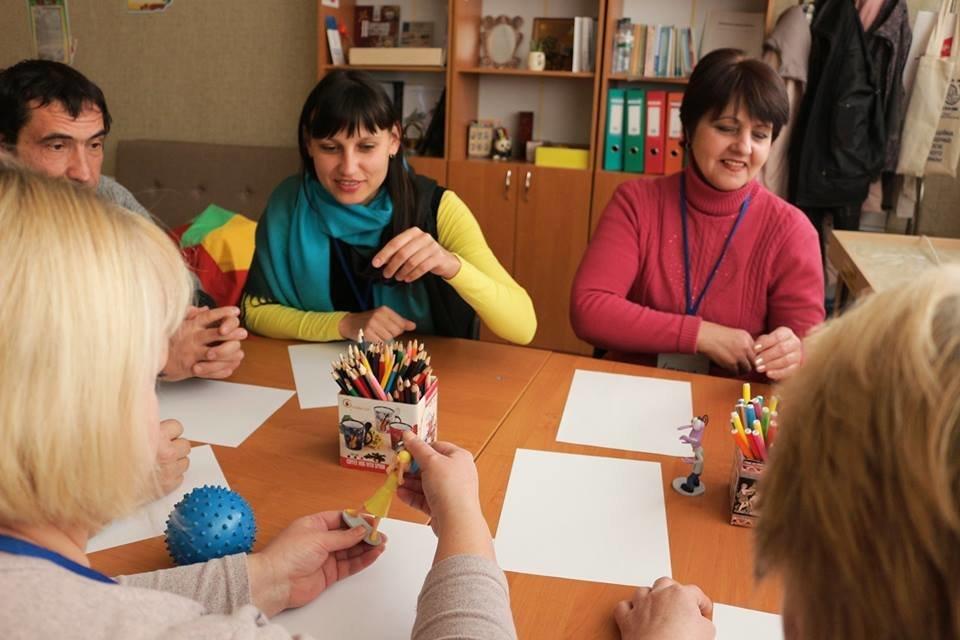 У Костянтинівському ЦДЮТ провели тренінг на подолання стресу, фото-1